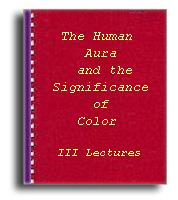 Human Aura nad the Significance of Color